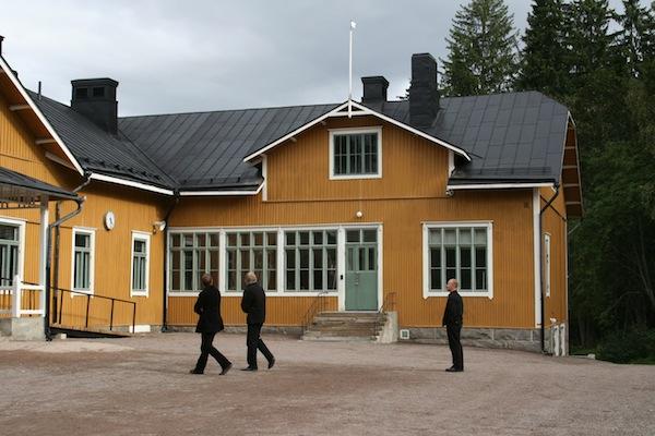 Haukkamäen Koulu